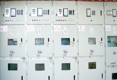 KYN Series Alternating-Current Metal-Enclosed Switchgear