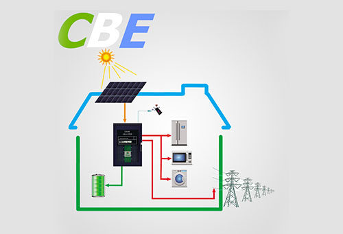 5KW Hybrid Solar System For Home